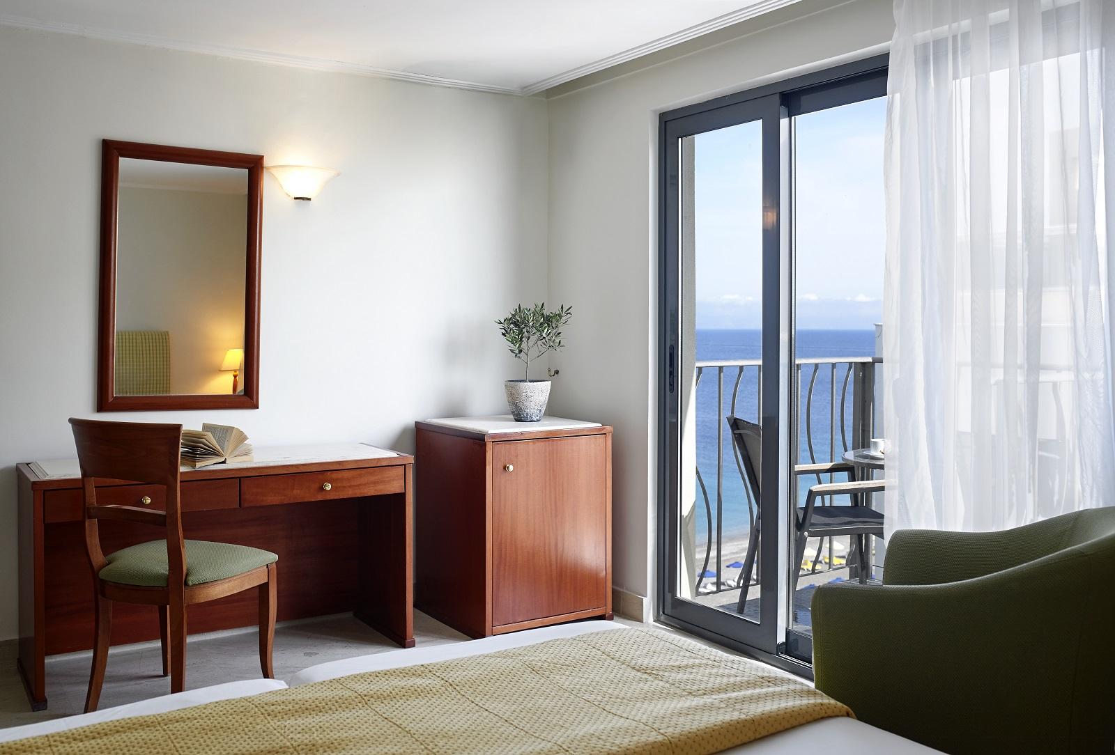 La Vita Twin Sea View With Balcony Mitsis